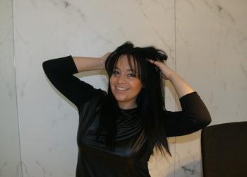 Salon concept.hair Katowice - prostowanie keratynowe włosów