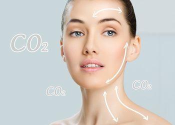 Instytut Urody Symfonia Piękna - twarz / szyja / dekolt  rewitalizacja terapia dwutlenkiem węgla karboksyterapia