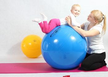 FizjoHome - wspieranie rozwoju niemowląt w pierwszych 12 miesiącach życia. instruktaż i kontrola.