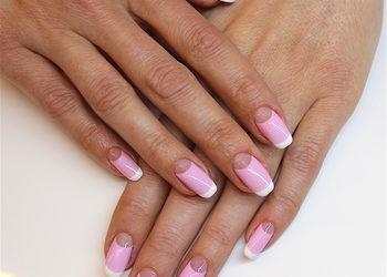 Salon Szychulska Zwycięstwa - manicure hybrydowy plus zdobienia duże