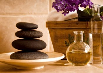 ORIENT MASSAGE ATURI - hot basaltic stone massage from far east 60min