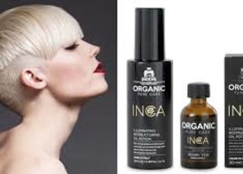 Salon Dorota Tyllak - inca - intensywna regeneracja włosów