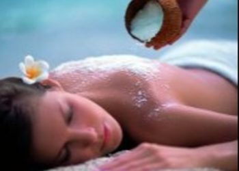 ORIENT MASSAGE ATURI - coconut oil massage 120min