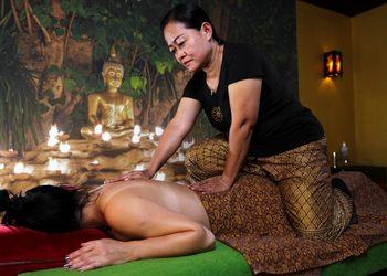 22 Thai&Beauty - 01. autorski masaż 22 thai aromaterapeutyczny / oil aromatherapy massage