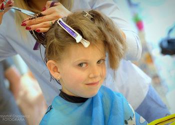 Czuprynki Warszawa (Wilanów) - [01] strzyżenie dziecięce z myciem włosów/kid's haircut with shampoo