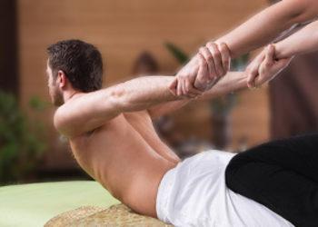 ATURI ORIENT MASSAGE - masaż tajski klasyczny 60min