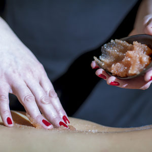 M-SPA w Młyn Jacka Hotel & Spa **** - Peeling ciała (Czas trwania 25 min.)