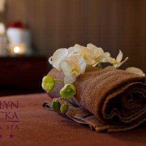 M-SPA w Młyn Jacka Hotel & Spa **** - Arganowe wzmocnienie (Czas trwania 55 min.)