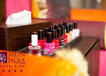 M-SPA w Młyn Jacka Hotel & Spa **** - manicure klasyczny (czas trwania 60 min.)