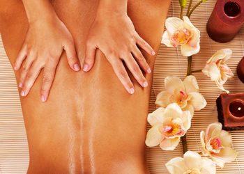 Crystal Clinic - masaż klasyczny częściowy - plecy