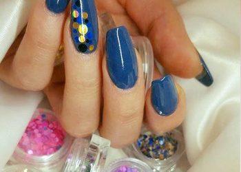 V&K Cosmetic - zdobienie jednego paznokcia (doliczane extra do usługi)