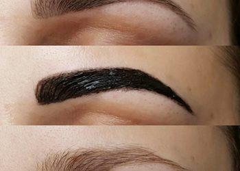 V&K Cosmetic - brwi - henna