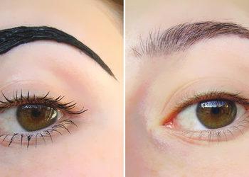 V&K Cosmetic - zestaw: brwi+rzęsy - henna