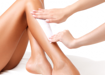 TomaszaSPA - depilacja woskiem: całe nogi