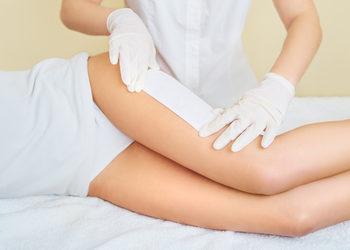 TomaszaSPA - depilacja woskiem: uda