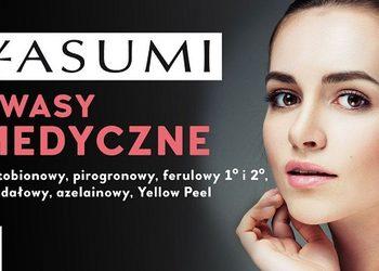 YASUMI Warszawa Gocław - Instytut Zdrowia i Urody  - kwas salicylowy