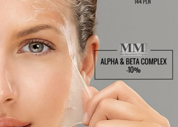 Art of Cosmetology - peeling medyczny alpha & beta complex