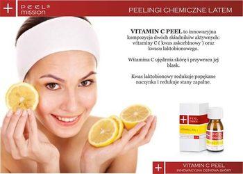 Pracownia Kosmetyczna Pracownia Fryzjerska - vitamina c peel