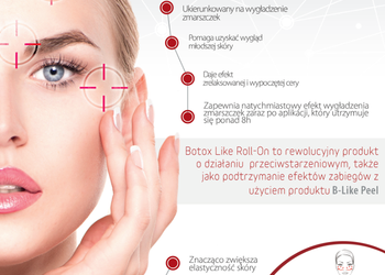 Pracownia Kosmetyczna Pracownia Fryzjerska - botox effect roll-on
