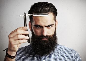 Luka Gabriel Madej Salon Fryzjerski - combo - strzyżenie męskie  + stylizacja brody