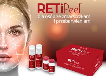 ESTETIQ SALON URODY - 6.retipeel-/odmłodzenie, napięcie i przywrócenie gęstości skóry/