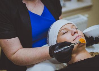 Vessna gabinet kosmetyczny Paulina Ostrowska - kuracja kwasami kwasy