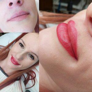 Vessna gabinet kosmetyczny Paulina Ostrowska - Makijaż permanentny UST