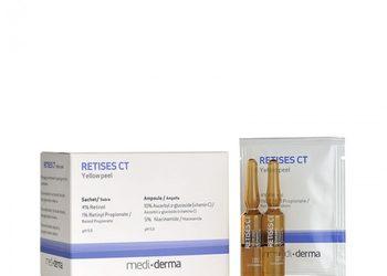 ESTETI-MED - retises ct - odmładzający peeling z retinolem i wit. c