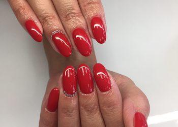 Studio Paznokcia AS Professional Beauty - manicure + baza ultra strong + hybryda