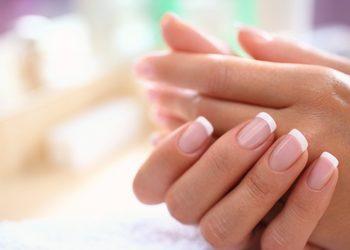Studio Paznokcia AS Professional Beauty - utwardzenie naturalnych paznokci żelem french