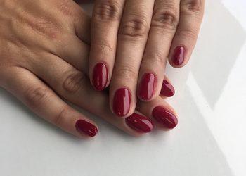 Studio Paznokcia AS Professional Beauty - utwardzenie naturalnych paznokci żelem + lakier