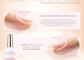 Studio54 - manicure hybrydowy + odżywka proteinowa   mhp