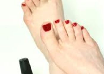 Studio54 - pedicure klasyczny same paznokcie | pks