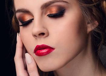 Martyna Krawczyk Beauty - makijaż wieczorowy