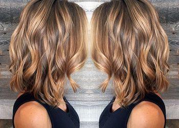 Bogna Hair Design - koloryzacja z refleksem