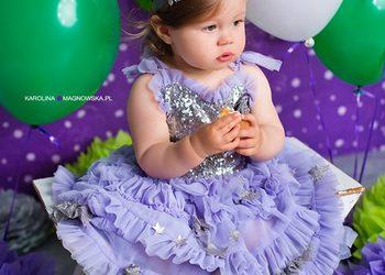 Studio Fotograficzne Karolina Magnowska - sesja urodzinowa dziewczynki (2-7 lat)