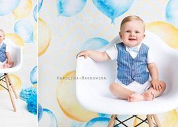 Studio Fotograficzne Karolina Magnowska - sesja urodzinowa chłopcy (2-7 lat)