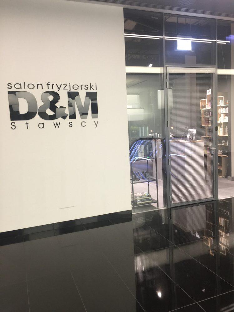 D&M STAWSCY SALON FRYZJERSKI - galeria zdjęć