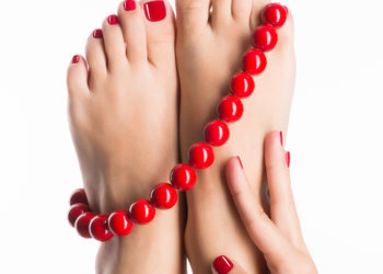 VEMME DAY SPA - hybryda - stopy (bez pedicure)