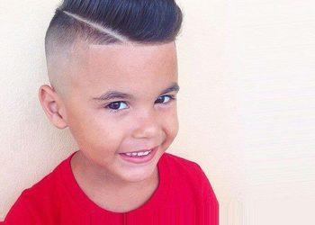 SHE DAY SPA&HAIR DESIGN - strzyżenie chłopca powyżej 5 lat /haircut of a boy over 5 years