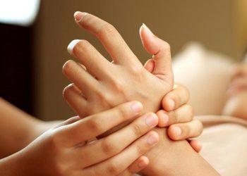 Gabinet Podologiczno Kosmetyczny  - masaż dłoni