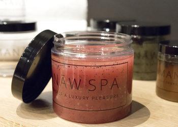 Manaw Spa - peeling w saunie parowej