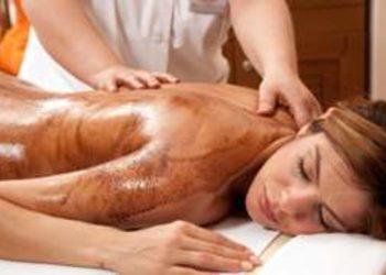 YASUMI  - peeling ciała - masaż peelingujący