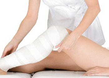 YASUMI  - hõtai body wrap - modelowanie sylwetki bandażami