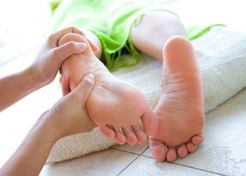 Instytut Urody POR FAVOR - masaż stóp