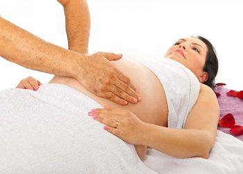 Instytut Urody POR FAVOR - masaż new life dedykowany kobietom w ciąży