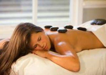 YASUMI  - masaż gorącymi kamieniami