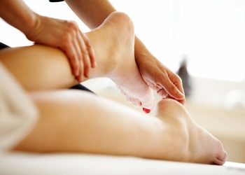 "Studio Masażu i Terapii Naturalnej JuriMo - drenaż limfatyczny ,,lekkie nogi"""