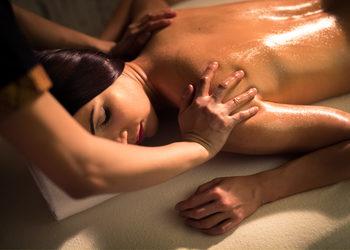 Manaw Spa - tajski masaż pleców, szyi i ramion