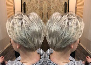 DIUK Atelier - kompleksowy zabieg z rabatem koloryzacja + strzyżenie włosy krótkie/ colour + cut short hair